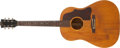 Musical Instruments:Acoustic Guitars, 1957 Gibson J-50 Natural Acoustic Guitar, #U9010. ...