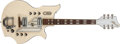 Musical Instruments:Electric Guitars, 1965 National Glenwood Pearl White Electric Guitar #1-65309....
