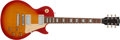 Musical Instruments:Electric Guitars, 1996 Gibson Les Paul Standard Cherry Sunburst Electric Guitar #90666587....