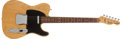 Musical Instruments:Electric Guitars, 1978 Fender Telecaster Natural Electric Guitar # S835157....