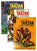 Bronze Age (1970-1979):Miscellaneous, Tarzan Group (Gold Key, 1964-68) Condition: Average FN/VF....(Total: 17 Comic Books)