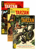 Bronze Age (1970-1979):Miscellaneous, Tarzan Group (Gold Key, 1968-72) Condition: Average VF/NM....(Total: 26 Items)