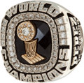 Basketball Collectibles:Others, 2006 Miami Heat NBA Championship Ring....