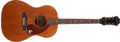 Musical Instruments:Acoustic Guitars, 1964 Epiphone FT-30 Caballero Mahogany Acoustic Guitar # 183190...