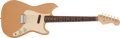 Musical Instruments:Electric Guitars, 1961 Fender American Jazzmaster Desert Sand Electric Guitar,#54512....