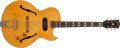 Musical Instruments:Electric Guitars, 1954 Gibson ES1175 Natural Electric Guitar, #A17060....