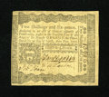 Colonial Notes:Pennsylvania, Pennsylvania April 3, 1772 2s/6d Extremely Fine. An attractiveexample of this columned issue that has excellent margins and...