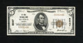 National Bank Notes:Virginia, Saint Paul, VA - $5 1929 Ty. 1 St. Paul NB Ch. # 8547. This is anicely margined Type 1 $5 on a bank that has many more ...