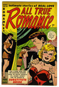 "Golden Age (1938-1955):Romance, All True Romance #13 Davis Crippen (""D"" Copy) pedigree (ComicMedia, 1953) Condition: VF...."