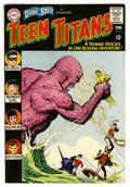 Silver Age (1956-1969):Superhero, The Brave and the Bold #60 Teen Titans (DC, 1965) Condition: FN+....