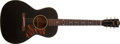 Musical Instruments:Acoustic Guitars, Mid 1940s Gibson L-0 Black Acoustic Guitar, #2798....