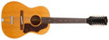 Musical Instruments:Acoustic Guitars, 1969 Gibson B-25-12 Natural 12-String Acoustic Guitar, #812198. ...