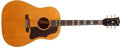 Musical Instruments:Acoustic Guitars, 1961 Gibson Southern Jumbo Natural Acoustic Guitar, #13899. ...