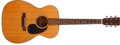 Musical Instruments:Acoustic Guitars, 1965 Martin OO-18 Natural Acoustic Guitar, #204622....