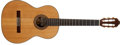 Musical Instruments:Acoustic Guitars, 1969 Kohno #5 Natural Classical Acoustic Guitar, #N/A....