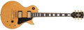 Musical Instruments:Electric Guitars, 1980 Gibson Les Paul Custom Natural Solid Body Electric Guitar, #81010671. ...