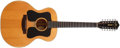 Musical Instruments:Acoustic Guitars, 1970s Guild F-212 XL Natural 12-String Acoustic Guitar, #72694. ...