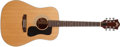 Musical Instruments:Acoustic Guitars, Modern Guild D-35 Natural Acoustic Guitar, #DB104611. ...
