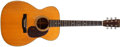 Musical Instruments:Acoustic Guitars, 1953 Martin 000-28 Natural Acoustic Guitar, #132919. ...