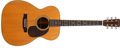 Musical Instruments:Acoustic Guitars, 1953 Martin 000-28 Natural Acoustic Guitar, #133791. ...