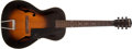Musical Instruments:Acoustic Guitars, Early 1940s Kalamazoo Archtop Sunburst Acoustic Guitar, #N/A....