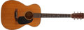 Musical Instruments:Acoustic Guitars, 1969 Martin OO-18 Natural Acoustic Guitar, #250025....