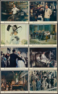 "Movie Posters:Musical, My Fair Lady (Warner Brothers, 1964). British Front of House Color Photo Set of 8 (8"" X 10""). Musical.. ... (Total: 8 Items)"