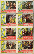 """Movie Posters:Fantasy, Little Red Riding Hood and the Monsters (K. Gordon Murray , 1964). Lobby Card Set of 8 (11"""" X 14""""). Fantasy.. ... (Total: 8 Items)"""