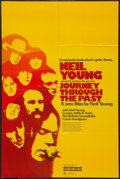 "Movie Posters:Rock and Roll, Journey Through the Past (New Line, 1974). Poster (24.5"" X 37"").Rock and Roll.. ..."