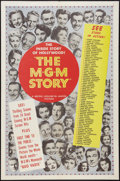 """Movie Posters:Documentary, The MGM Story (MGM, 1951). One Sheet (27"""" X 41"""") Style B. Documentary.. ..."""
