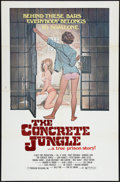 "Movie Posters:Bad Girl, The Concrete Jungle (Pentagon, 1982). One Sheet (27"" X 41""). BadGirl.. ..."