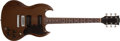 Musical Instruments:Electric Guitars, 1973 Gibson SG Special Walnut Electric Guitar, # 779264....