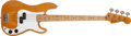 Musical Instruments:Bass Guitars, 1975 Fender American Precision Natural Electric Bass Guitar, #550300....