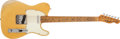 Musical Instruments:Electric Guitars, 1968 Fender Telecaster Cream Electric Guitar, #216897....