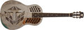 Musical Instruments:Resonator Guitars, 1940 National Tri-Cone Resonator Guitar, #A5843....