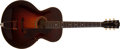Musical Instruments:Acoustic Guitars, 1921 Gibson L-4 Sunburst Archtop Acoustic Guitar, #67057....