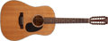 Musical Instruments:Acoustic Guitars, 1972 Martin D12-20 Natural 12-String Acoustic Guitar, #299312....