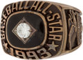 Baseball Collectibles:Others, 1993 Major League Baseball All-Star Game Ring....
