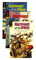 Bronze Age (1970-1979):Miscellaneous, Brothers of the Spear #2 and 4-16 File Copies Group (Gold Key,1972-75) Condition: Average VF/NM.... (Total: 14 Comic Books)