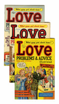 Golden Age (1938-1955):Romance, True Love Problems and Advice Illustrated #3-52 File Copy Group(Harvey, 1949-57) Condition: Average VF.... (Total: 50 Comic Books)