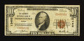 National Bank Notes:Kansas, Independence, KS - $10 1929 Ty. 1 The Security NB Ch. # 13492. ...