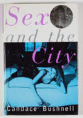 Books:First Editions, Candice Bushnell. Sex and the City. New York: AtlanticMonthly Press, [1996]. First edition, first printing. Octavo....