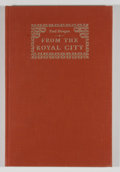 Books:First Editions, Paul Horgan. SIGNED PRESENTATION COPY. From the Royal City ofthe Holy Faith of St. Francis of Assisi. Santa Fe: Ryd...