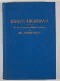 Books:First Editions, Mrs. Lipscomb Norvell. King's Highway: The Great StrategicMilitary Highway of America. [n. p.]: [Firm Foundatio...