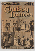 Books:First Editions, Lloyd Shaw. Cowboy Dances: A Collection of Western SquareDances. Caldwell: Caxton Printers, 1949. Eleventh prin...
