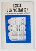 Books:Signed Editions, Ben K. Green. SIGNED. Horse Conformation. [Greenville]: Ben K. Green, 1969. First edition. Signed. Octavo. 72 pa...