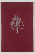 Books:First Editions, J. Frank Dobie. Stories of Christmas and the Bowie Knife.Austin: Steck Company, [1953]. First edition. Octavo. 65 p...