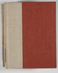 Books:Signed Editions, Tom Lea. SIGNED. The King Ranch. Boston: Little, Brown, [1957]. First edition. Signed. Two octavo volumes. 467; ...
