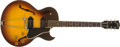 Musical Instruments:Electric Guitars, 1958 Gibson ES225 Sunburst Electric Guitar #T696124....