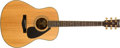 Musical Instruments:Acoustic Guitars, Modern Yamaha LL-11 Natural Acoustic Guitar, #LP-321. ...